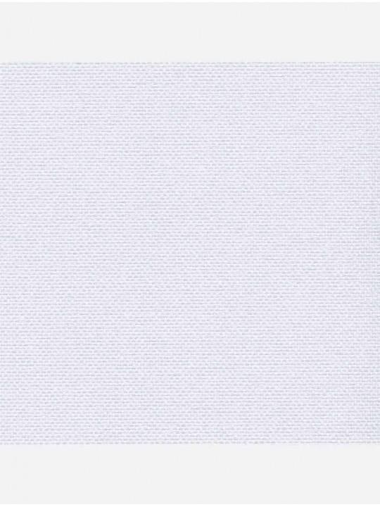 Минирулонные тканевые жалюзи Силкскрин белый