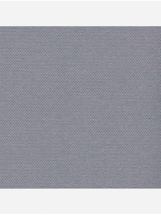 Минирулонные тканевые жалюзи Силкскрин серый