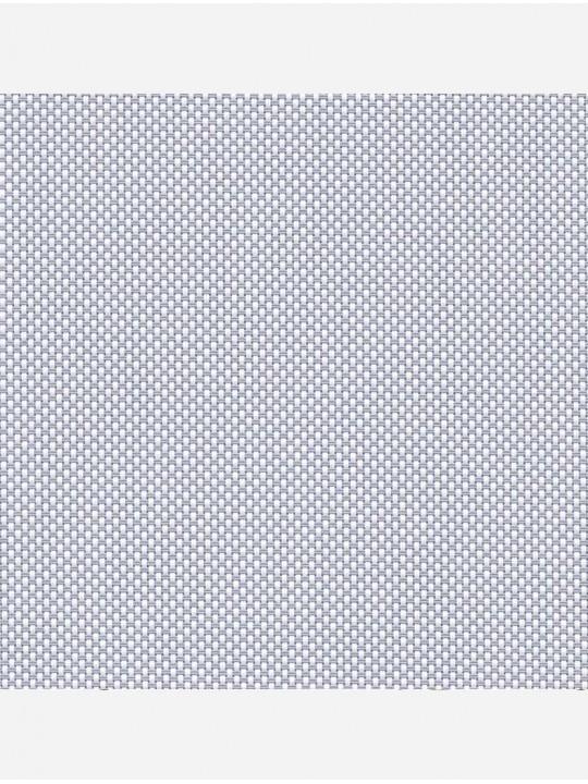 Минирулонные тканевые жалюзи Скрин 5% светло-серый