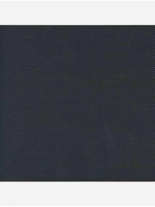 Рулонные тканевые жалюзи Уни-1 Скрин 5% черный