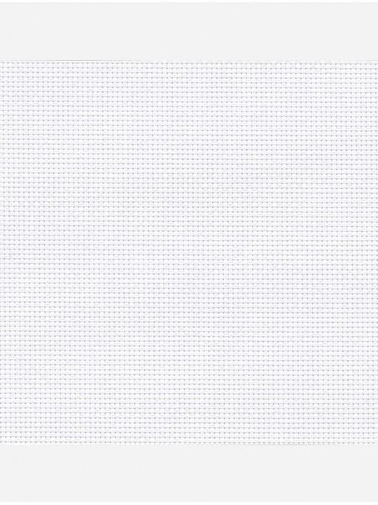 Минирулонные тканевые жалюзи Скрин II белый