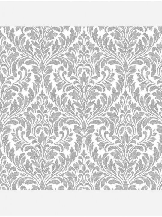 Минирулонные тканевые жалюзи Венеция серый