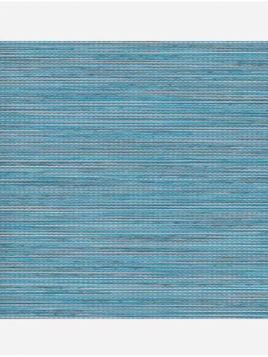 Рулонные тканевые жалюзи Уни-1 Ямайка голубой