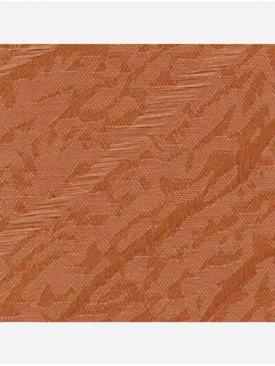 Вертикальные тканевые жалюзи Бали апельсин