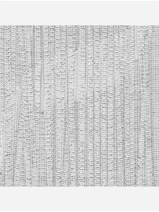 Вертикальные веревочные жалюзи Бриз Double серый