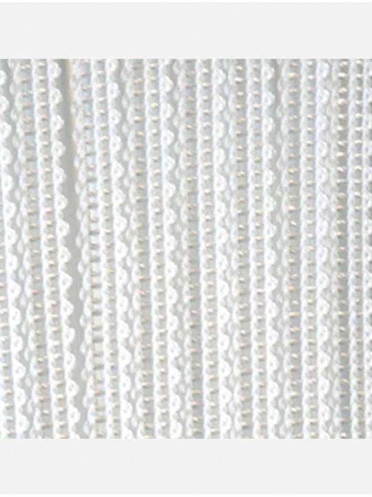Вертикальные веревочные жалюзи Бриз белый