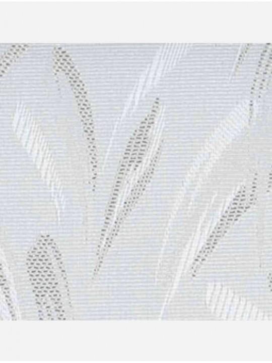Вертикальные тканевые жалюзи Джангл серебро