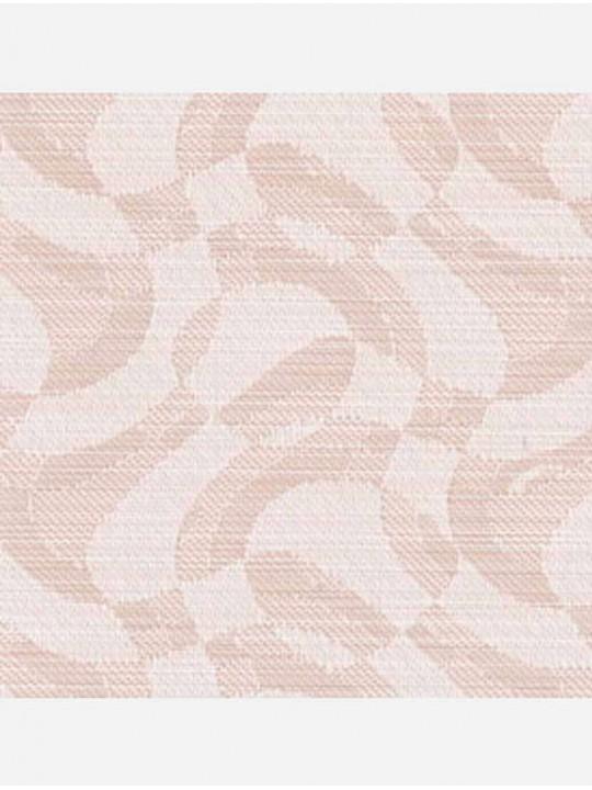 Вертикальные тканевые жалюзи Марсель персик