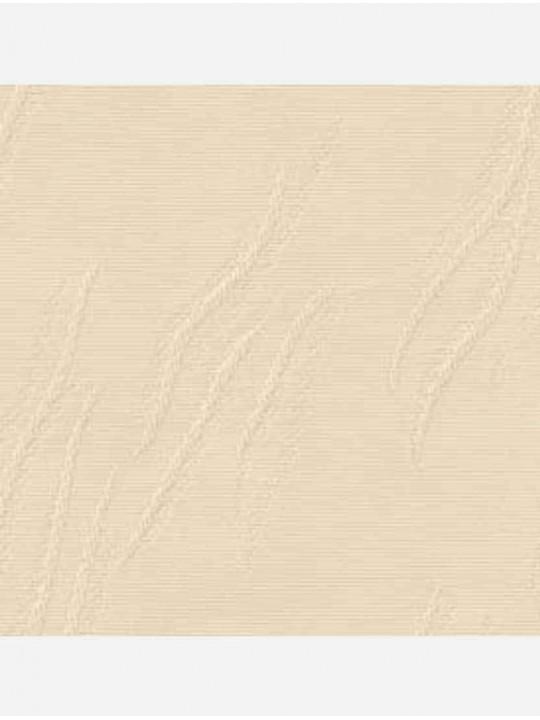 Вертикальные тканевые жалюзи Милан кремовый