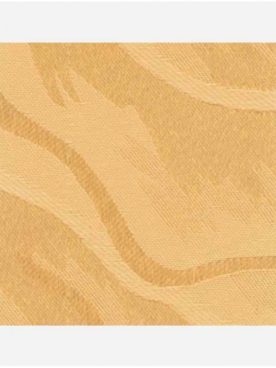 Вертикальные тканевые жалюзи Рио персик