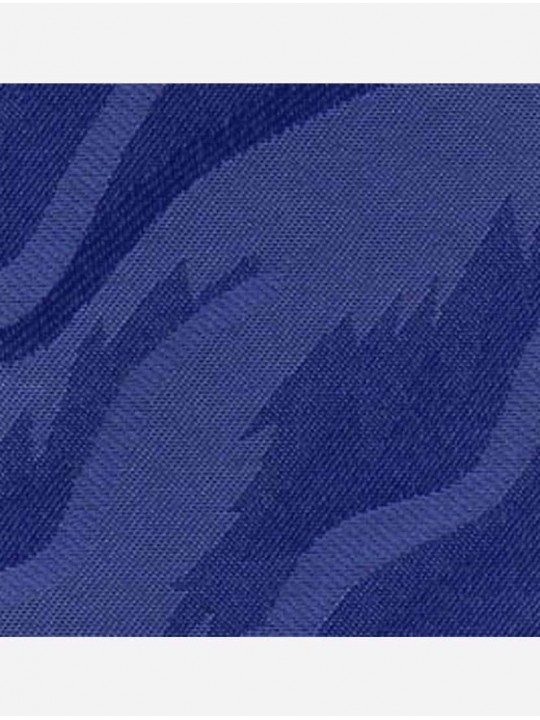 Вертикальные тканевые жалюзи Рио синий