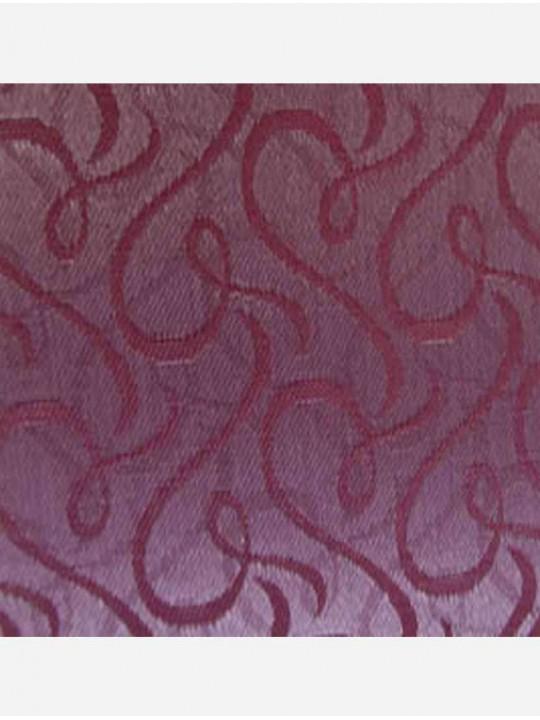 Вертикальные тканевые жалюзи Рококо бордо