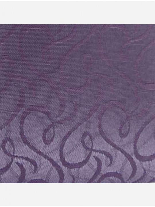 Вертикальные тканевые жалюзи Рококо лиловый