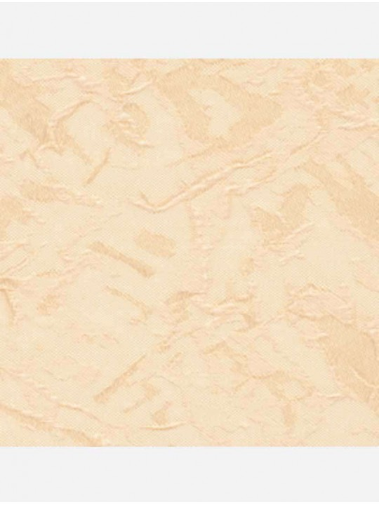 Вертикальные тканевые жалюзи Шёлк светло-бежевый