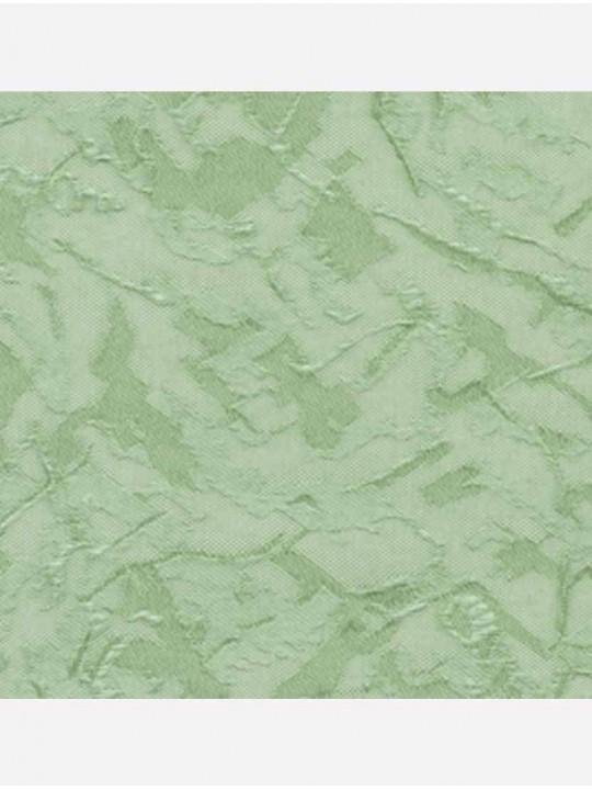 Вертикальные тканевые жалюзи Шёлк светло-зеленый