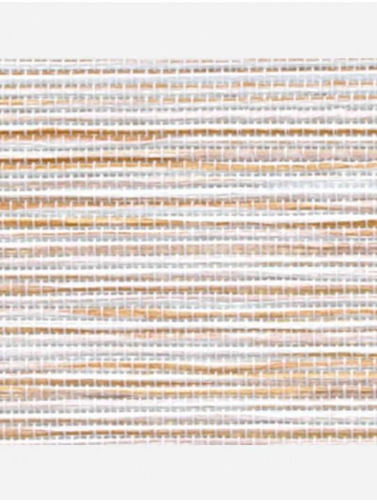 Вертикальные тканевые жалюзи с электроприводом цвет Шикатан чайная церемония кремовый