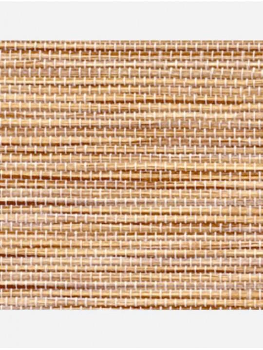 Вертикальные тканевые жалюзи с электроприводом цвет Шикатан чайная церемония светло-коричневый