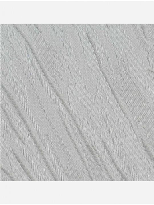 Вертикальные тканевые жалюзи Венера техно серебро