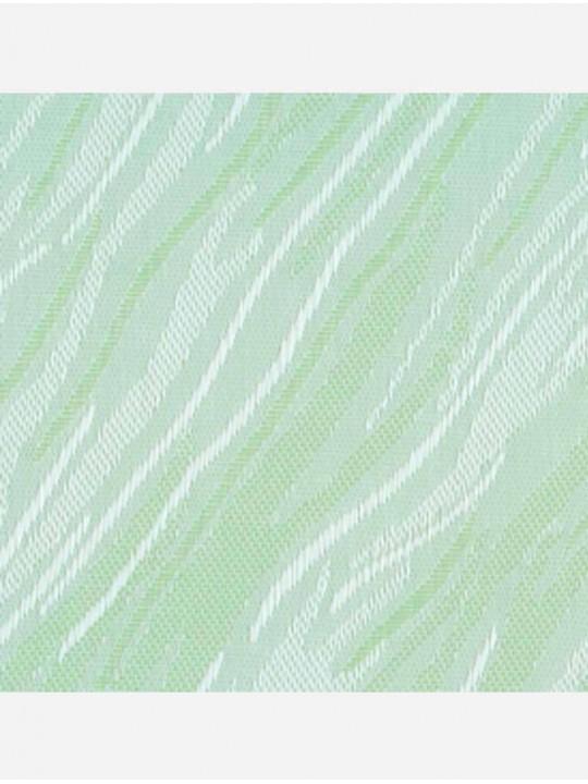 Вертикальные тканевые жалюзи Венера зеленый