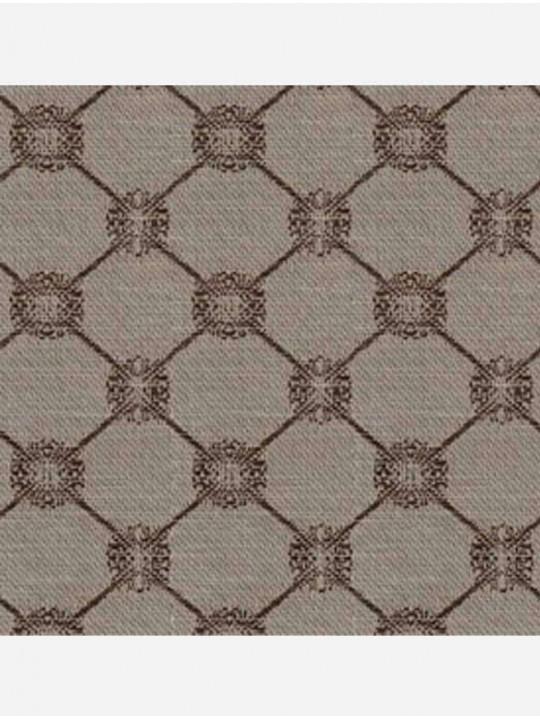 Вертикальные тканевые жалюзи Виктория коричневый
