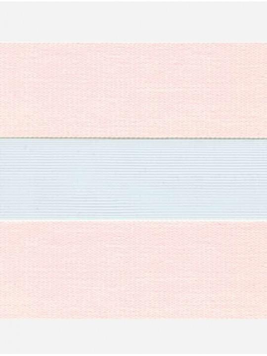 Рулонные жалюзи Зебра Уни-2 Софт кремовый