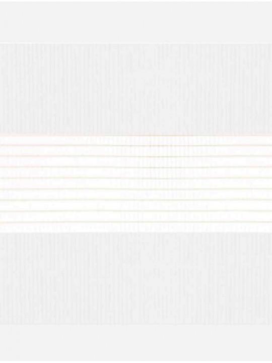 Рулонные жалюзи Зебра мини Стандарт белый