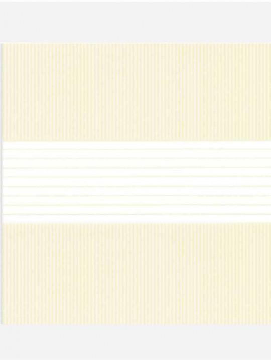 Рулонные жалюзи Зебра Уни-2 Стандарт ваниль