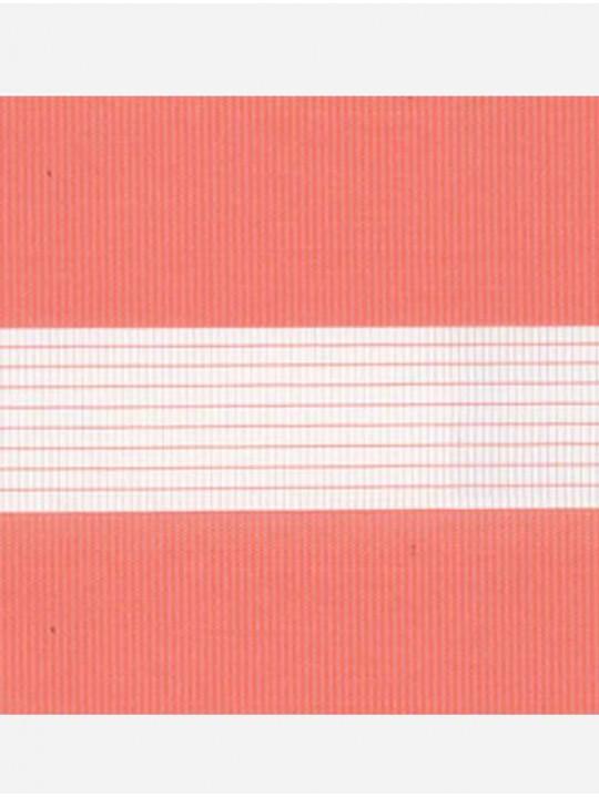 Рулонные жалюзи Зебра-LVT Стандарт розовый