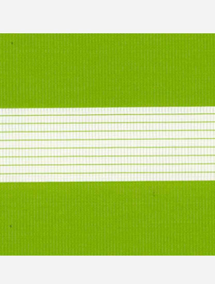 Рулонные жалюзи Зебра Уни-2 Стандарт светло-зеленый